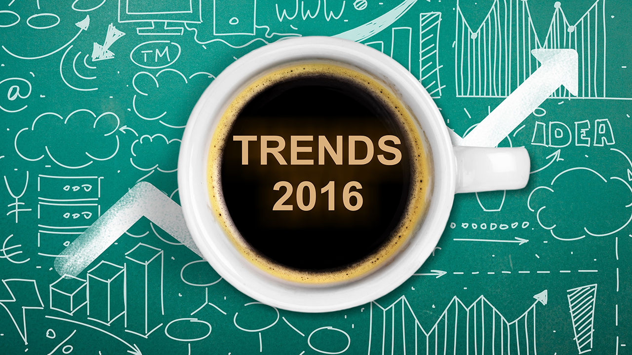 The Top Marketing Trends That You Have To Use In 2016