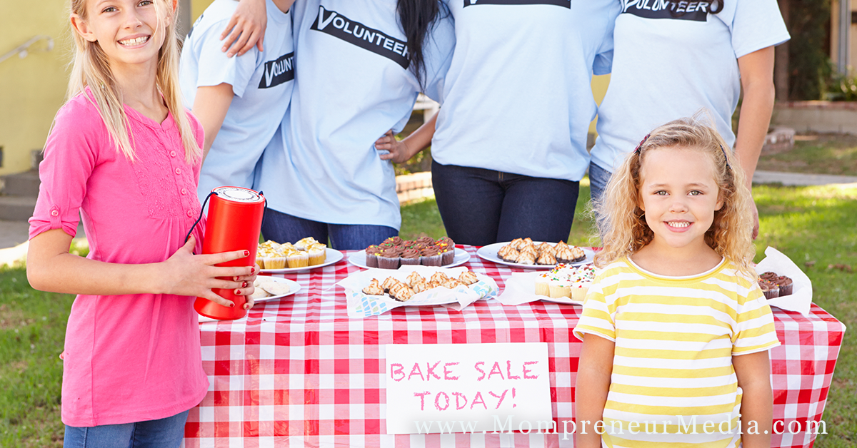 Four School Fundraising Ideas for Busy Working Moms