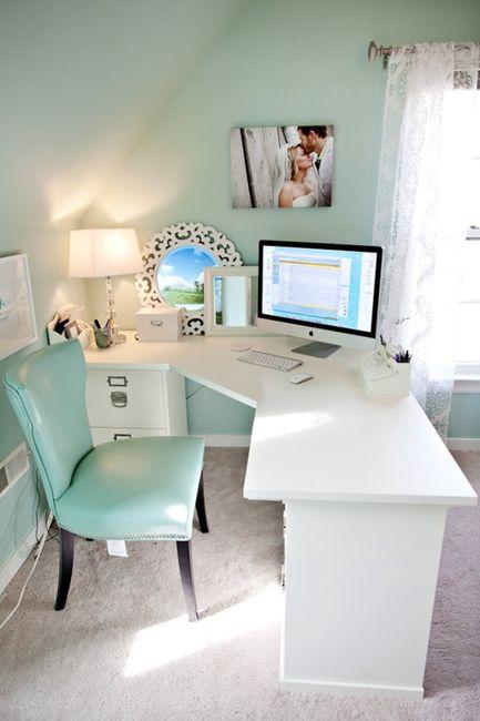 Calming Office Decor