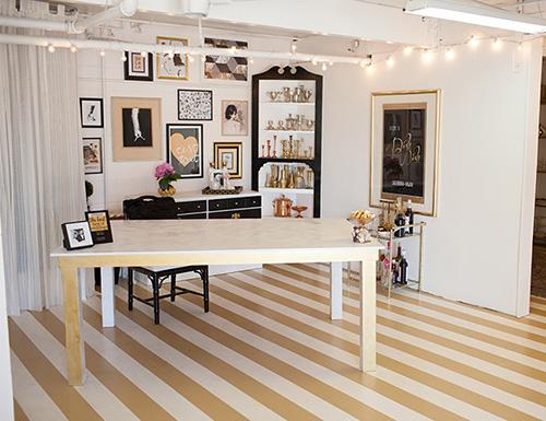 Chic Office Decor