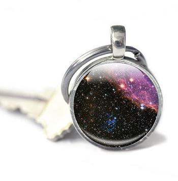 Deep Space Keyring