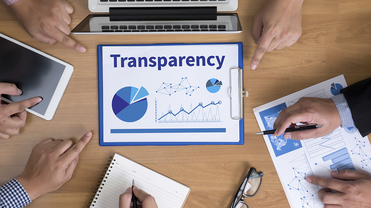 Transparency is Vital When You Run a Business - Here's Why