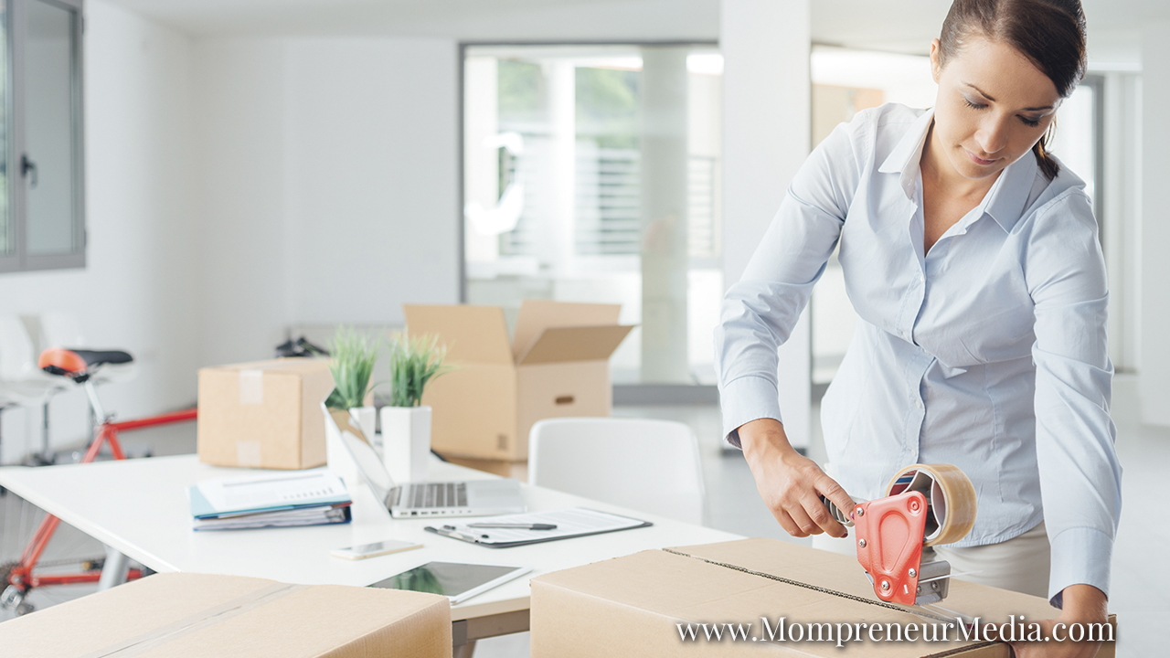 How to Move Your Business Out of Your Home