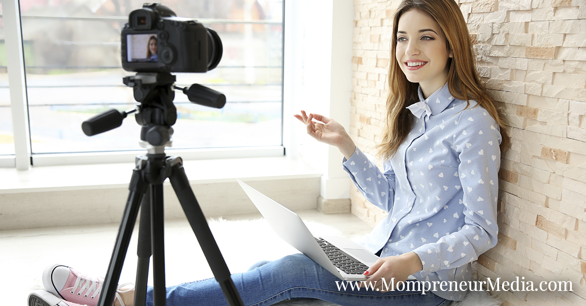 Easy Ways For Mompreneurs to Create Compelling Videos