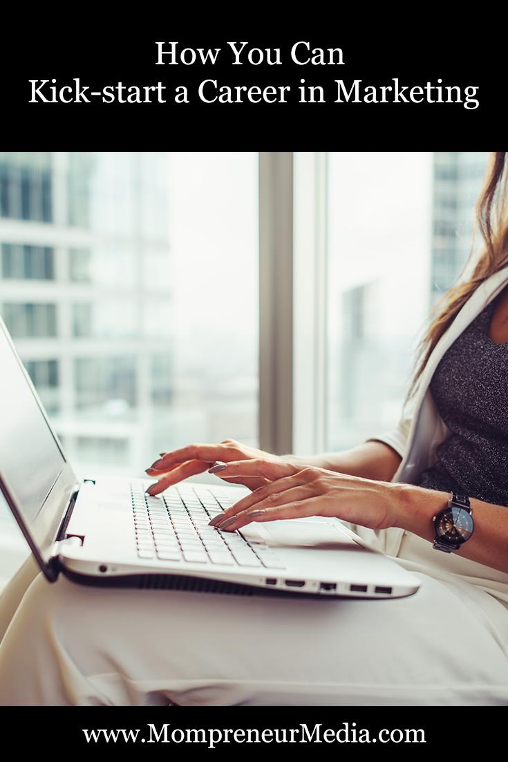 How You Can Kick-start a Career in Marketing #CareerPath #MarketingCareer