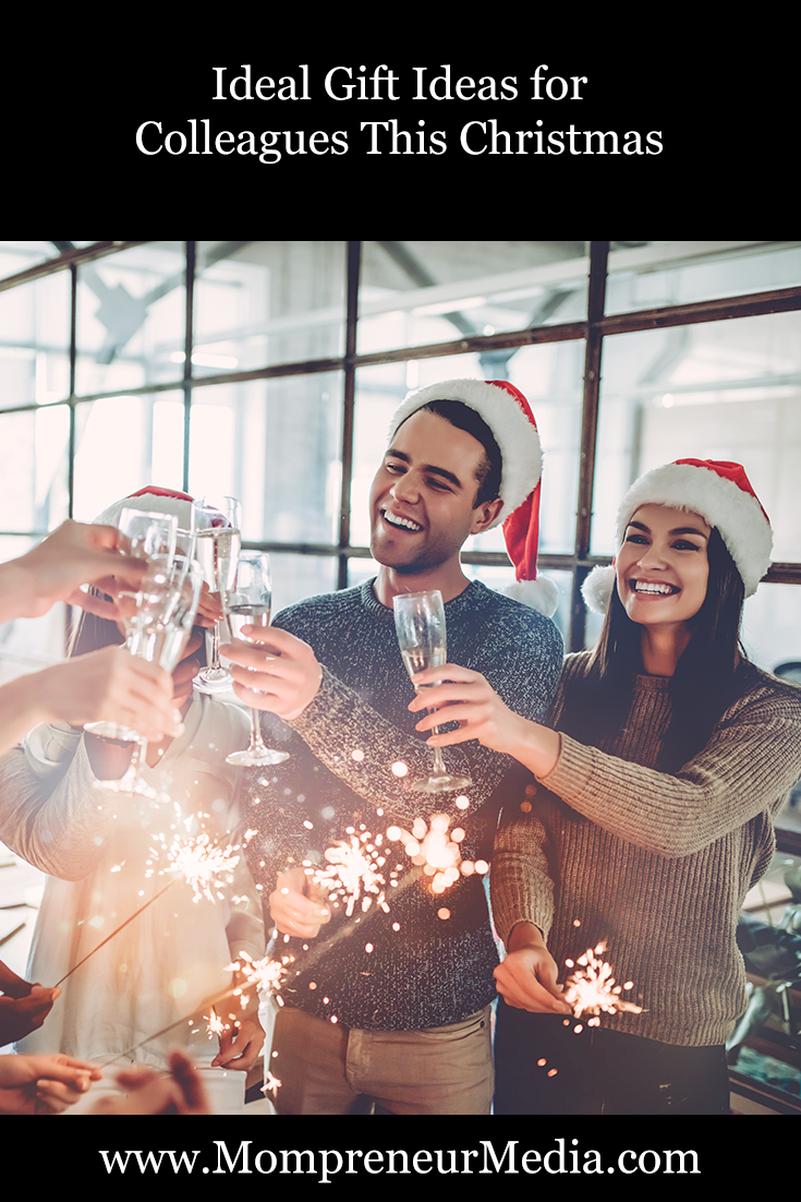 Ideal Gift Ideas for Colleagues This Christmas #Christmas #OfficeParty #GiftIdeas