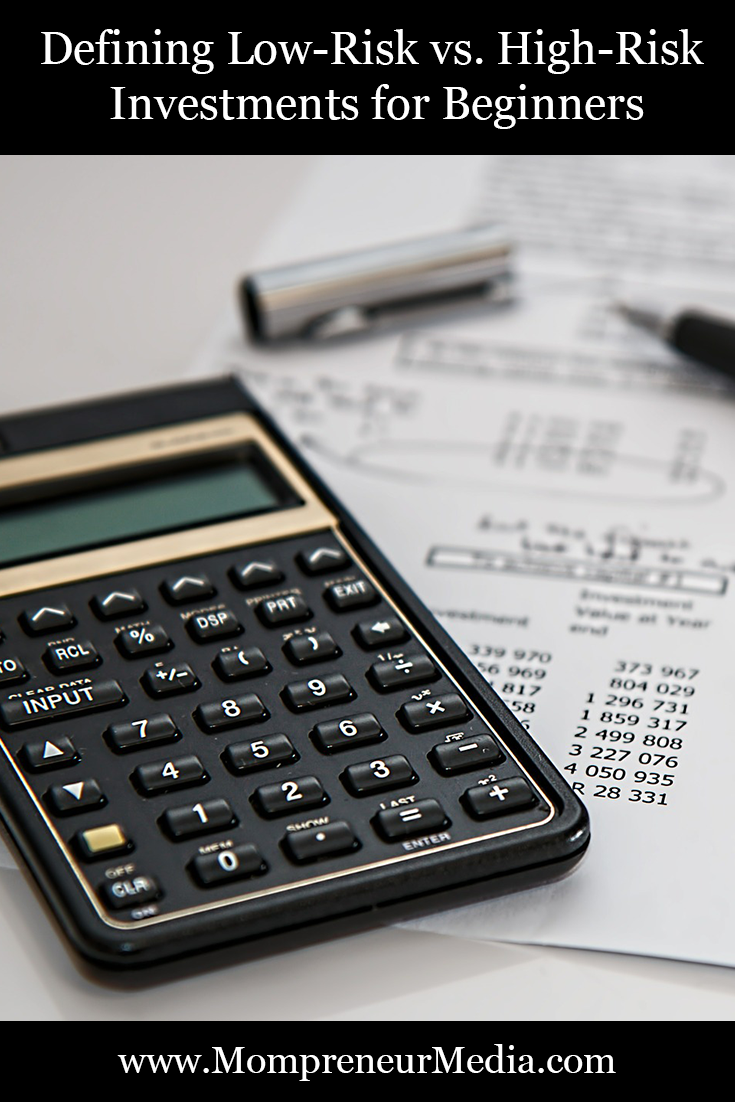 Defining Low-Risk vs. High-Risk #Investments for Beginners