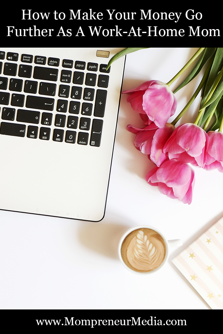 How to Make Your #Money Go Further As A #WAHM #Finances Just because you have such a job, however, doesn't mean money can't be tight. Here's how to make your money go further.